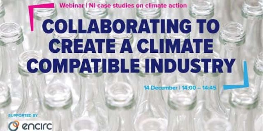 collaborating to create a climate compatible industry